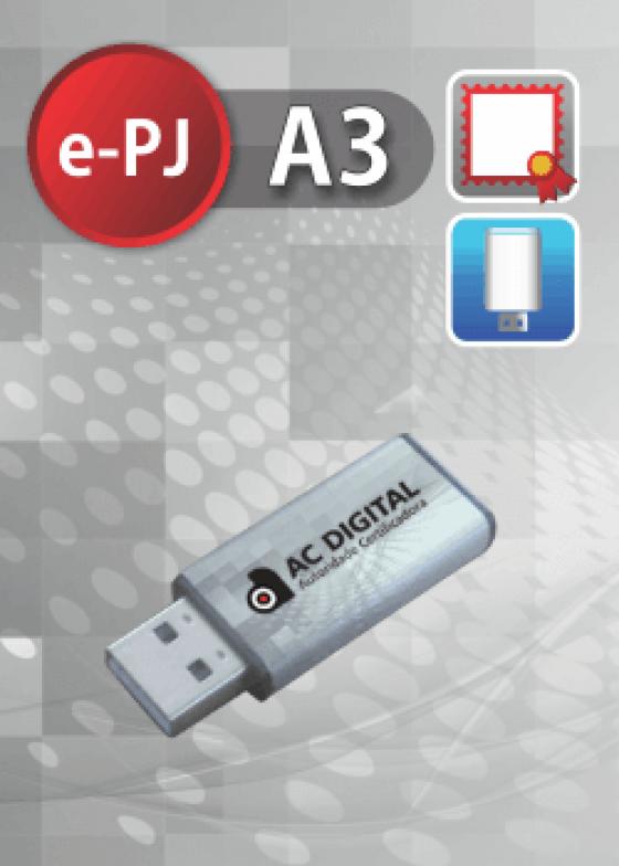 e-PJ A3 em token