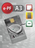 e-PF A3 cartao e leitora