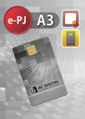 e-PJ A3 em cartao